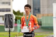 小谷寛待(福井科技) ジュニアサイクルスポーツ大会 スプリント