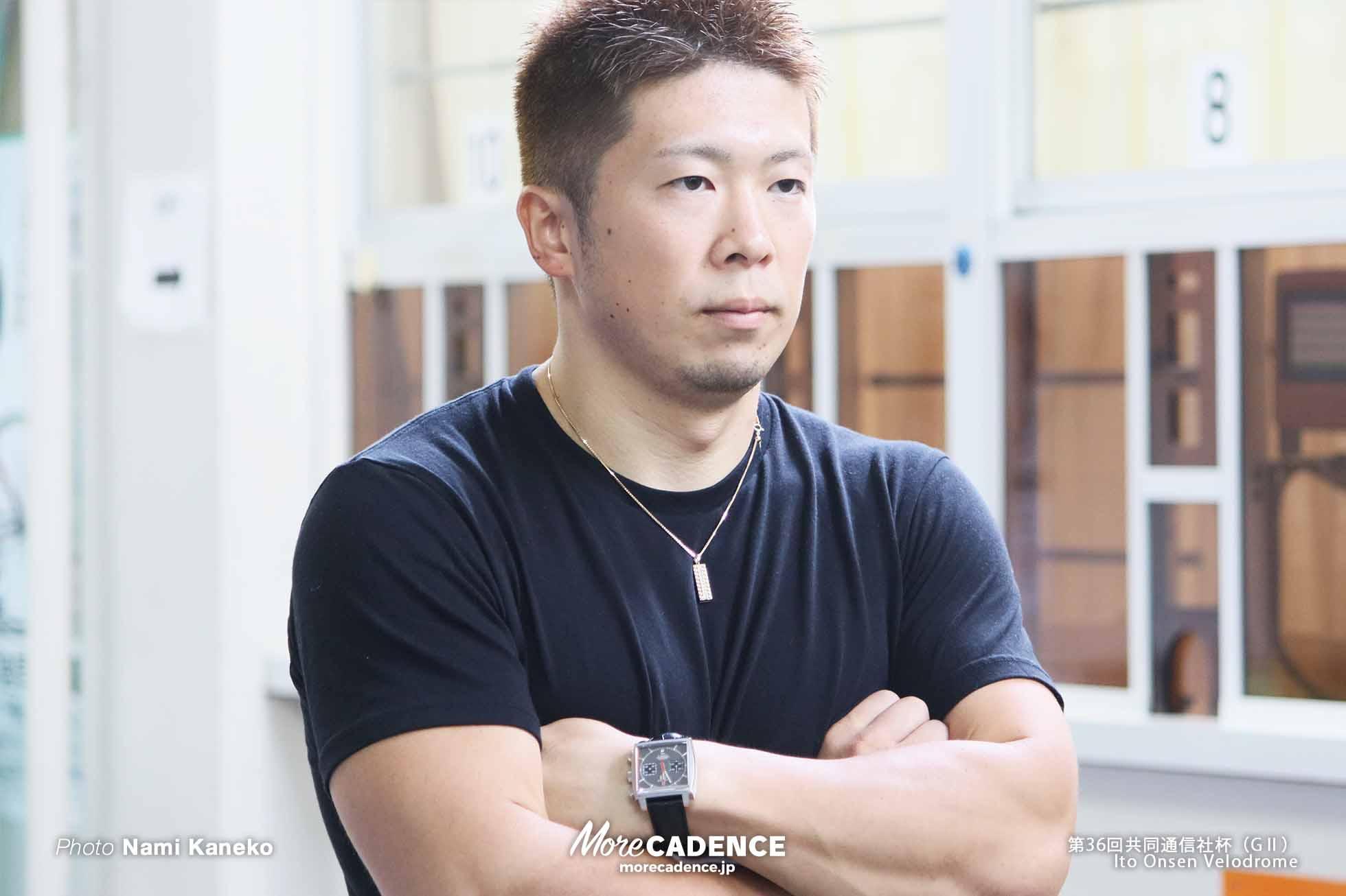 深谷知広, 第36回共同通信社杯, 伊東温泉競輪場