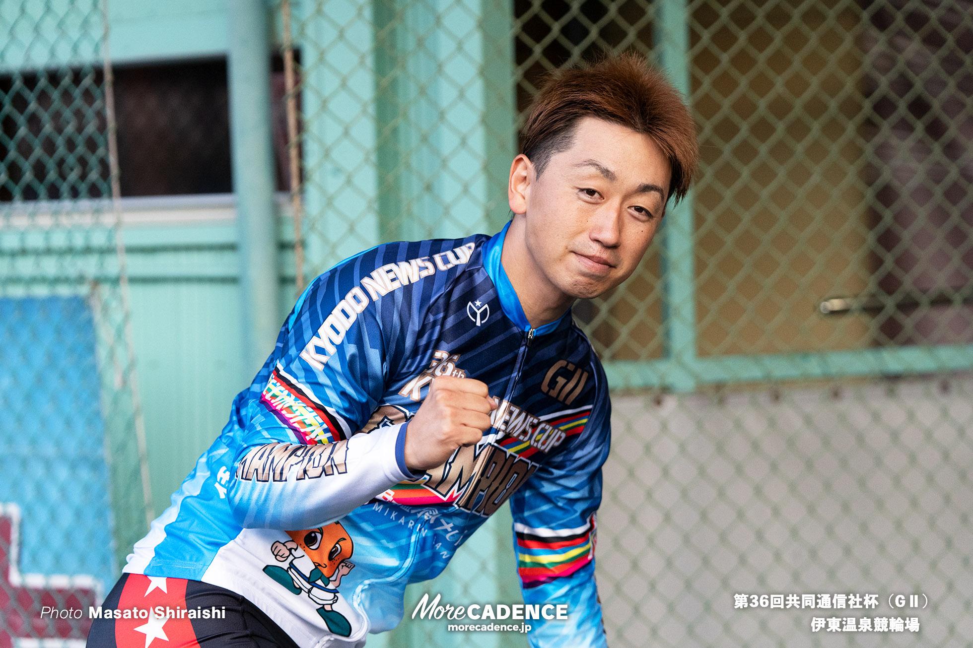 中本匠栄, 第36回共同通信社杯, 伊東温泉競輪場