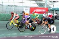 ポイント2組目 予選 ジュニアサイクルスポーツ大会