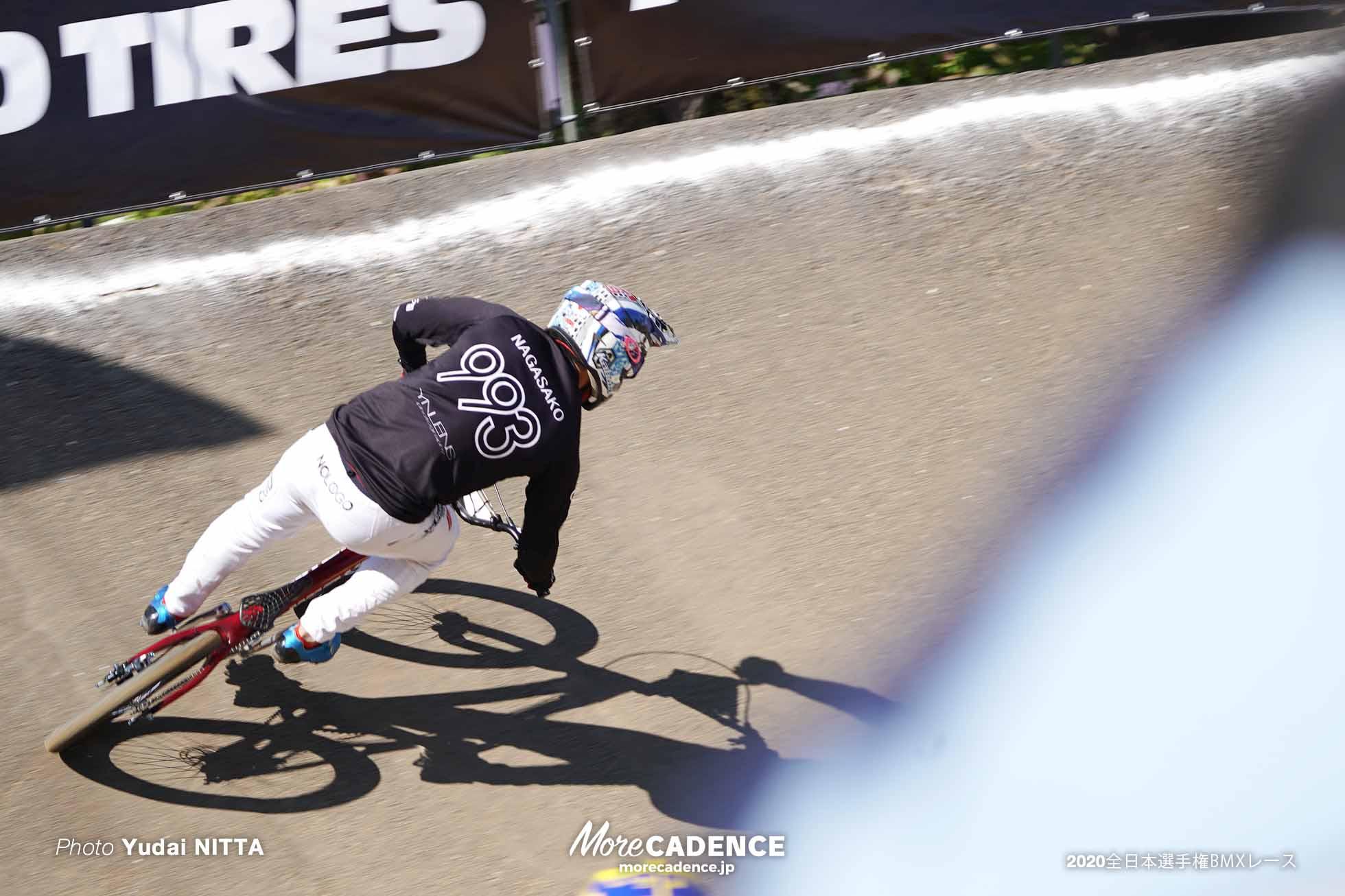 長迫吉拓 2020全日本選手権BMXレース