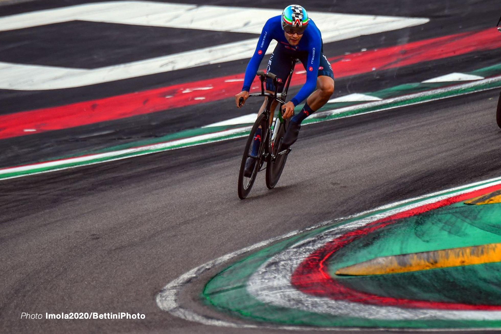 ロードレース世界選手権2020男子個人タイムトライアル
