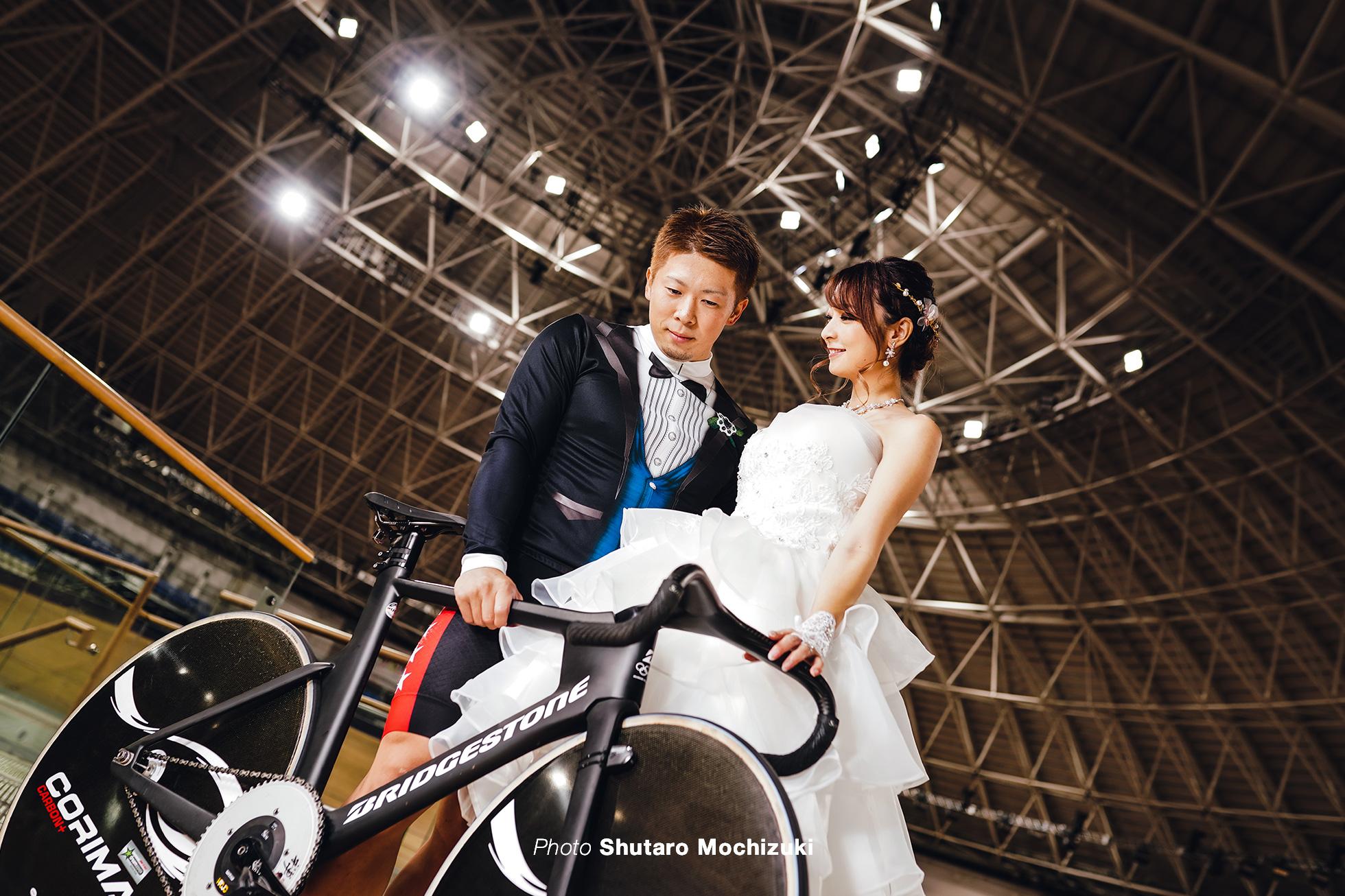 深谷知広, 安藤麻貴 結婚発表