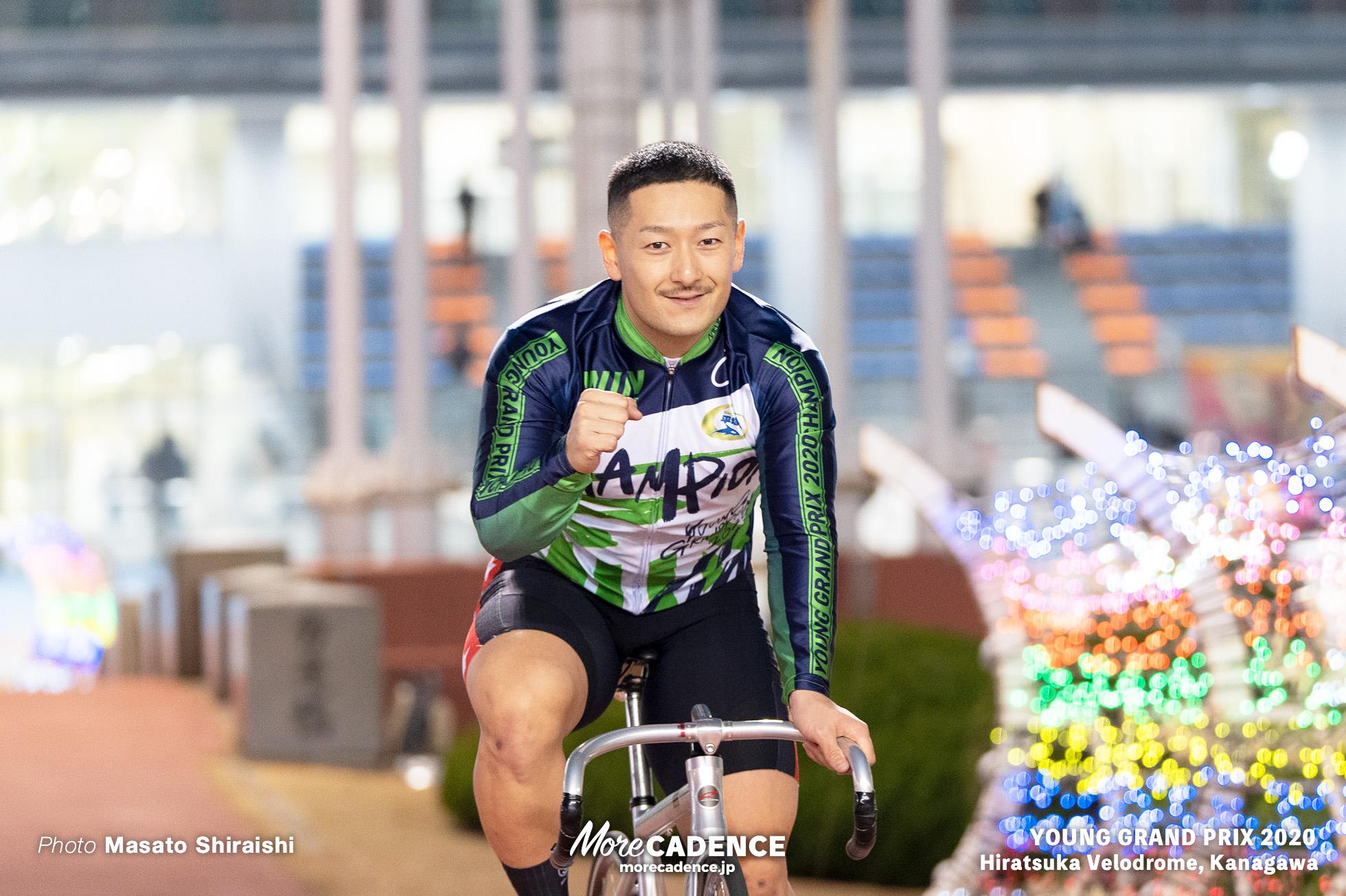 松井宏佑, 平塚競輪場, KEIRINグランプリ2020