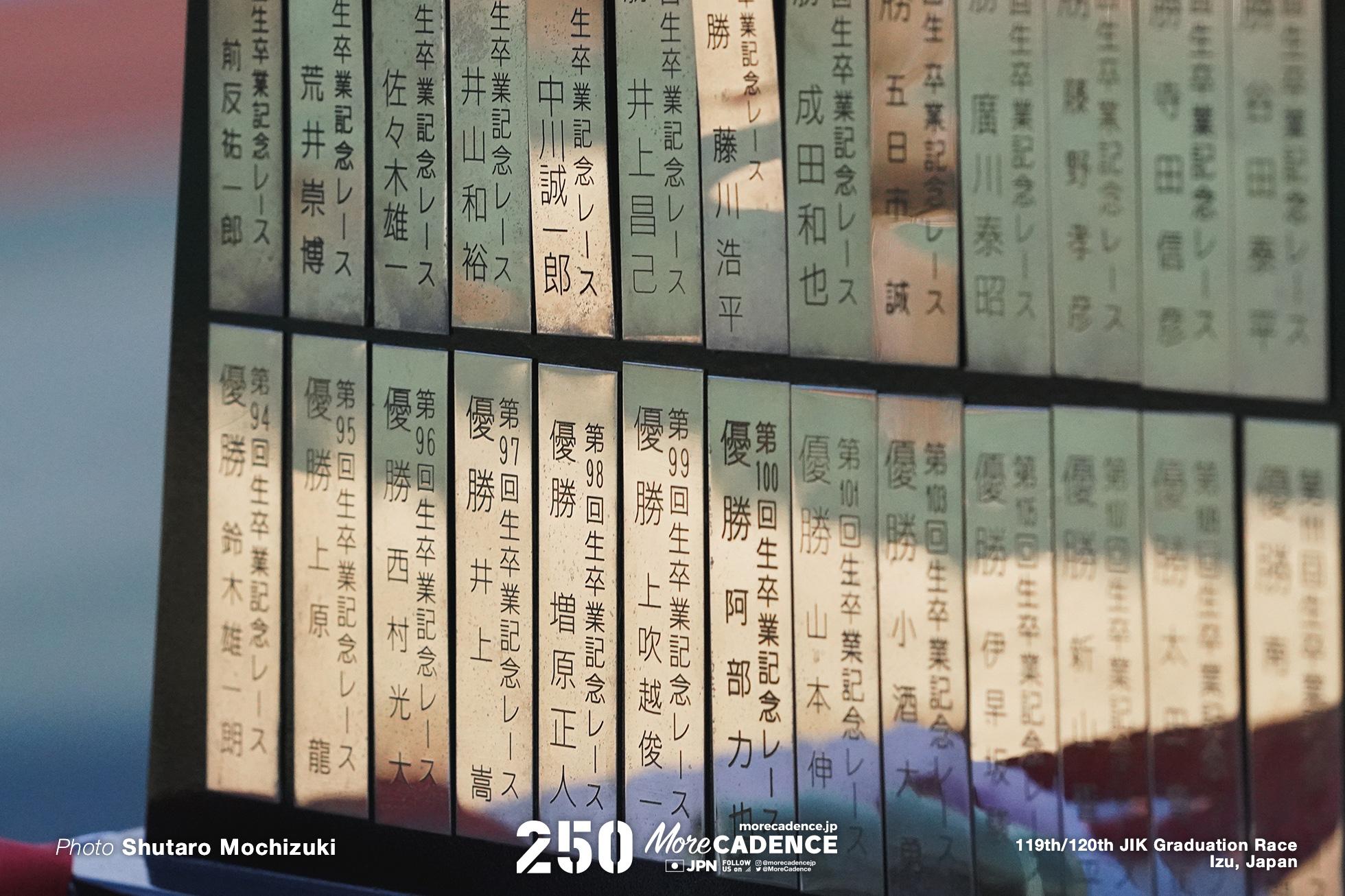 日本競輪選手養成所 第119・120回生 卒業記念レース 決勝