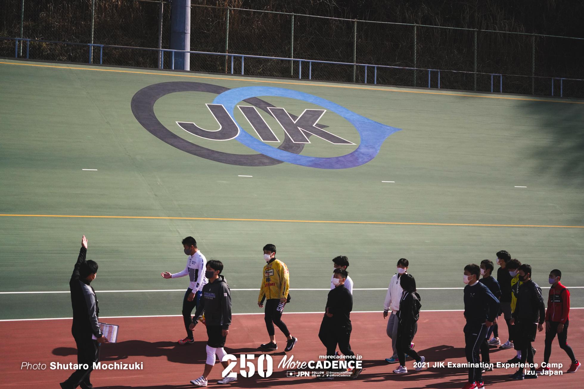 JIKトレーニングキャンプ, 日本競輪選手養成所