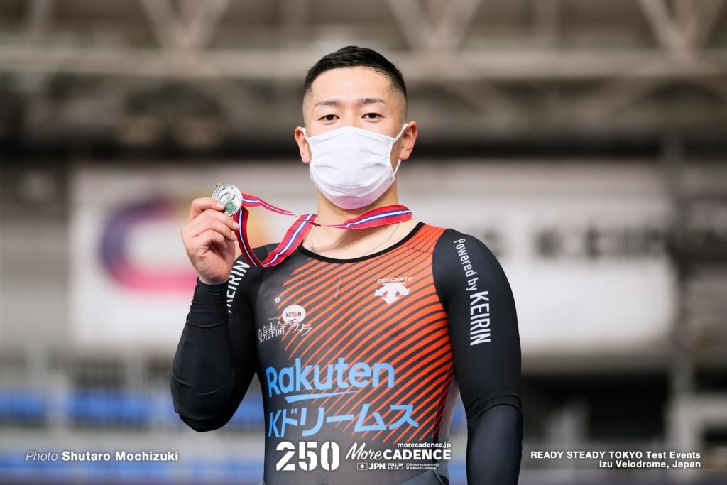 松井宏佑, 男子ケイリン決勝, READY STEADY TOKYO 自転車競技トラック