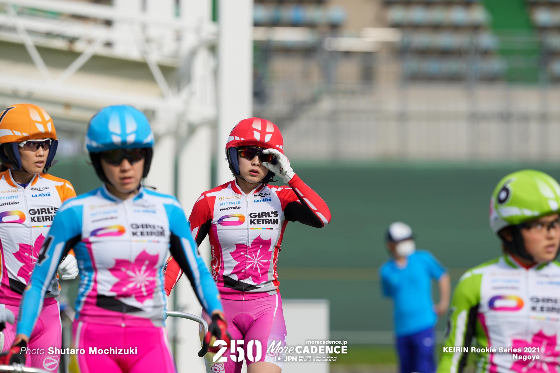 内野艶和, 競輪ルーキーシリーズ 名古屋