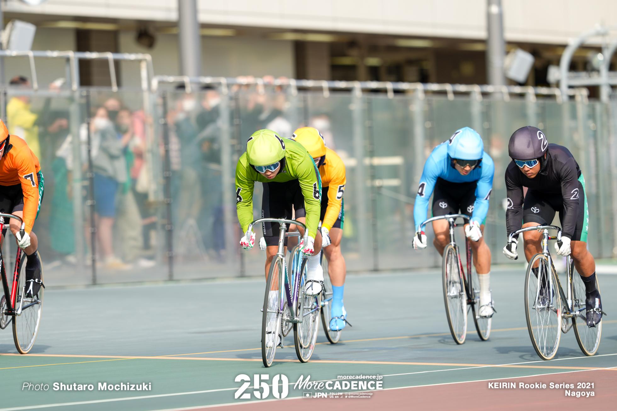 競輪ルーキーシリーズ2021名古屋