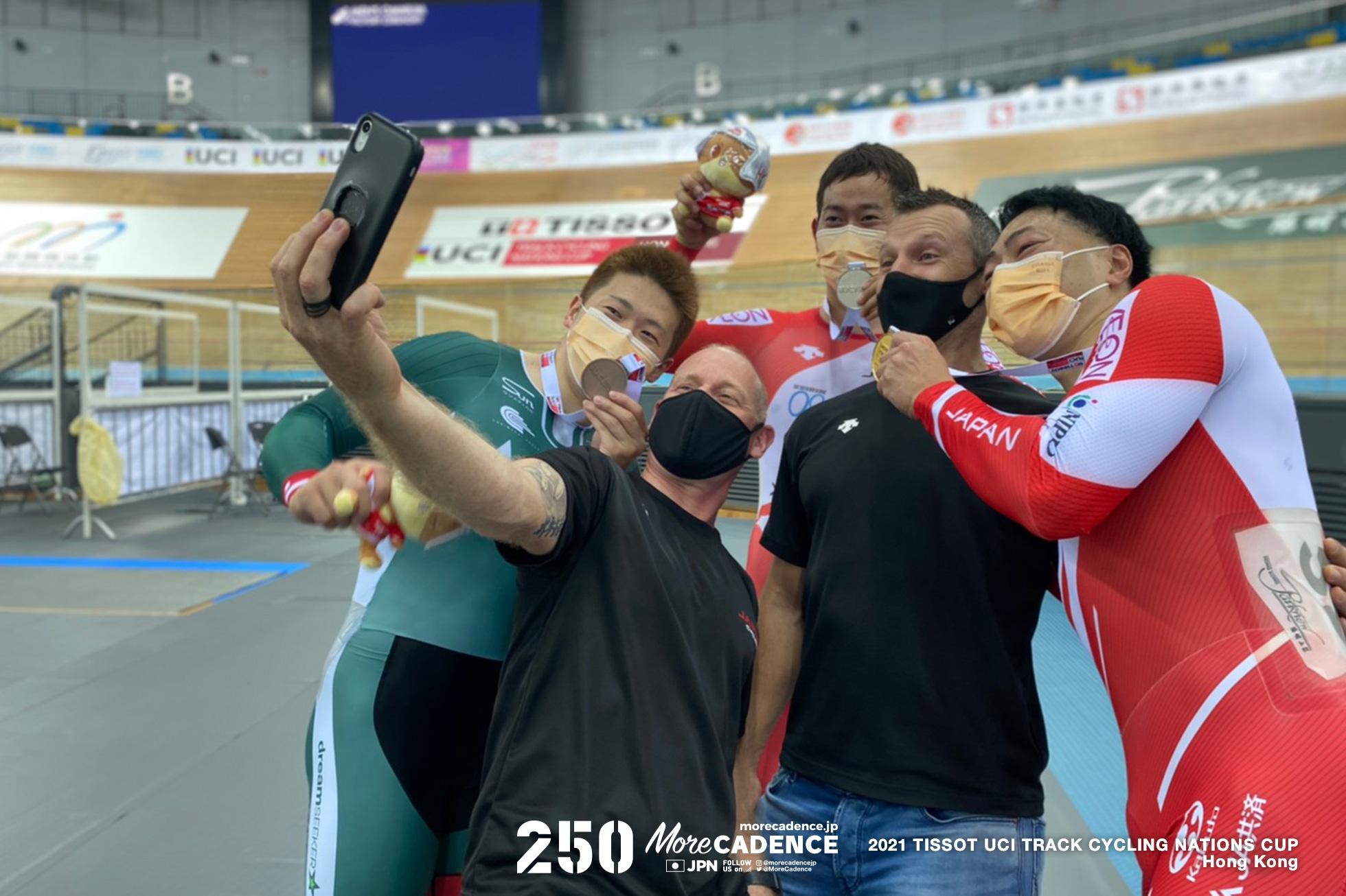 Benoit Vetu, TISSOT UCI TRACK CYCLING NATIONS CUP - HONG KONG