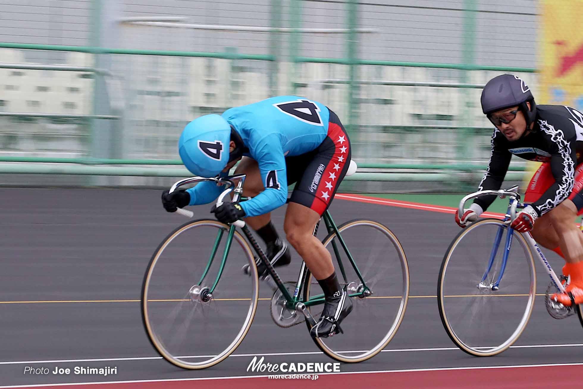 新山響平 日本選手権競輪