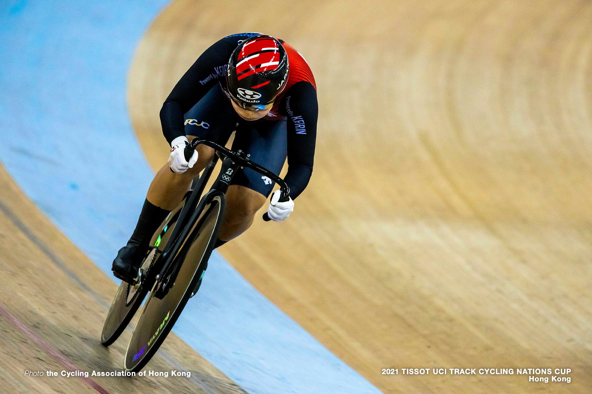 梅川風子, Women's Sprint, TISSOT UCI TRACK CYCLING NATIONS CUP - HONG KONG