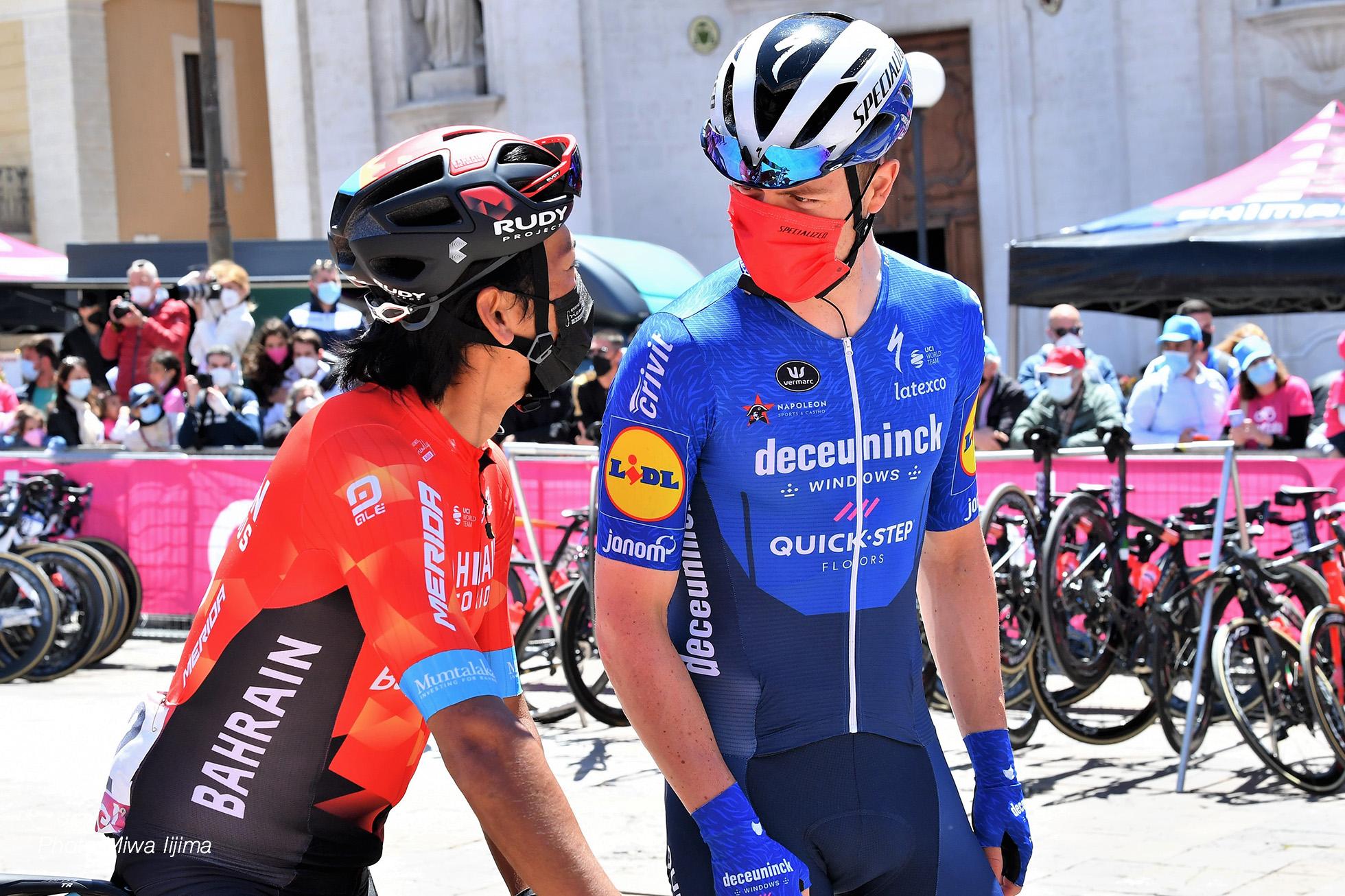 104回 ジロ・デ・イタリア 新城幸也 ユキヤ通信 Stage 10