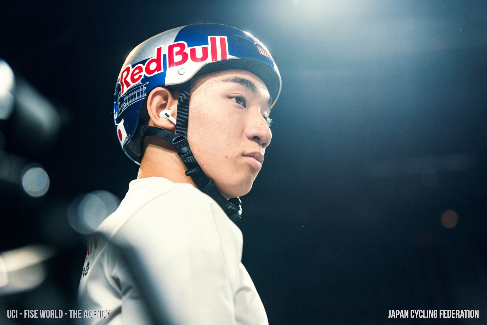 中村輪夢 BMX アーバンサイクリング世界選手権