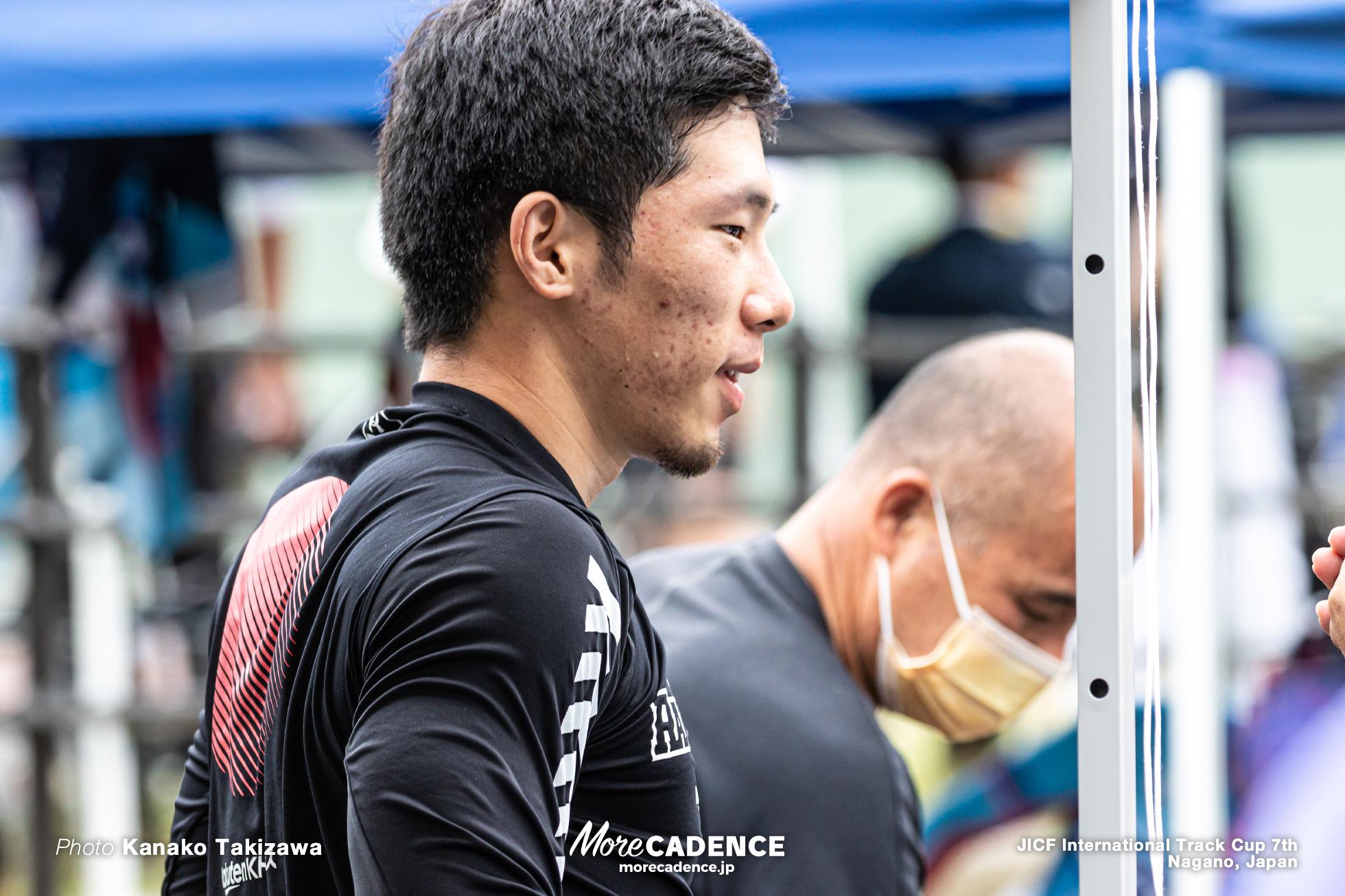 寺崎浩平 男子ケイリン 決勝 第7回全日本学生選手権オムニアム