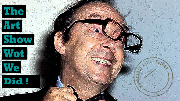 Home of Eric Morecambe to celebrate his 90th birthday today with art exhibition