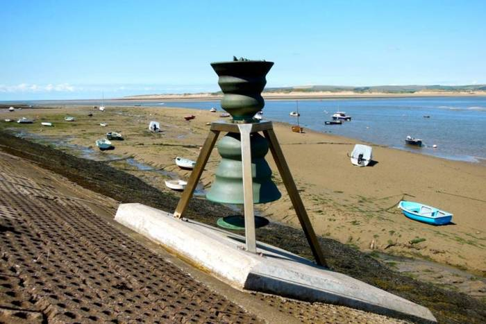 The Appledore Time and Tide Bell