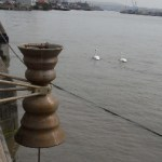 The Trinity Wharf Time and Tide Bell