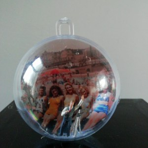 Morecambe Past bauble