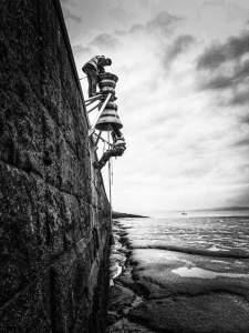 The Morecambe Time & Tide Bell (photo ©Irena Switala)