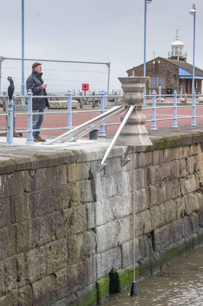 Morecambe's Time and Tide bell due to be launched