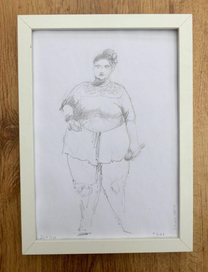 Olympia 1 by Teresa Kirk