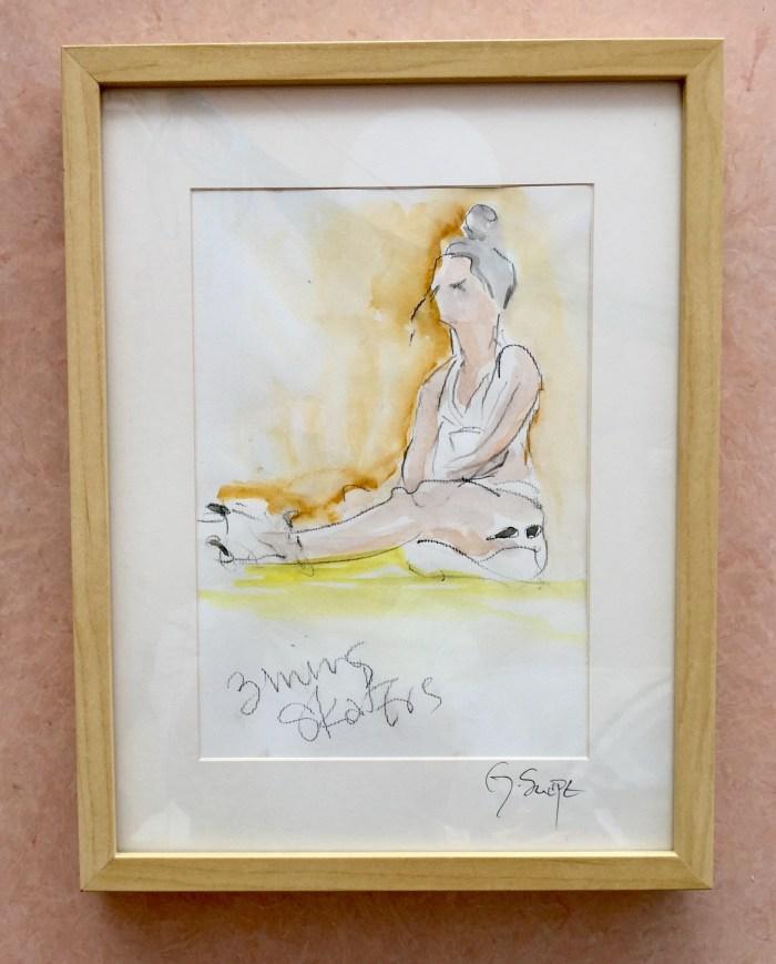 Skater (Yami) by Geraldine Snape