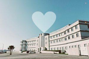 Morecambe Heart 1 by Ginny Koppenhol