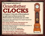 Clocktower antique clocks