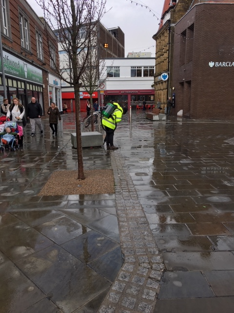 Morecambe cleaning
