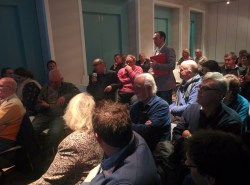 Public Questions at Eric Morecambe Meeting