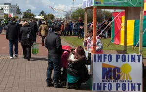 Morecambe Carnival Guide - Info Points