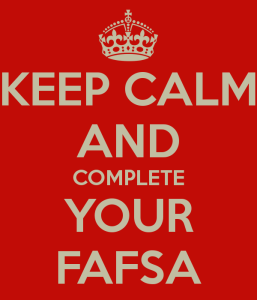 FAFSA Change For 2017-2018