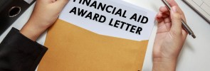 Financial Aid Awards Are Starting To Arrive