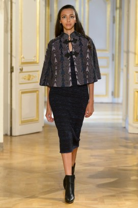 Maria Aristidou FW 18 Paris Haute Couture Fashion Week