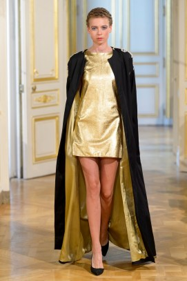 Azulant Akora FW 18 Paris Haute Couture Fashion Week