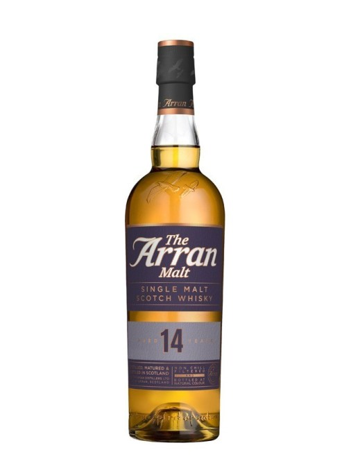 Arran 14 year-old single malt whisky
