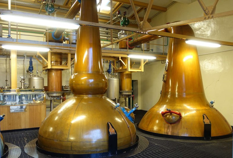 A pair of stills at Glen Keith
