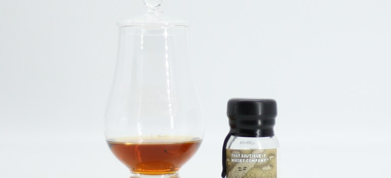 Quick review: Bourbon Whiskey #1 24yo b1 TBWC