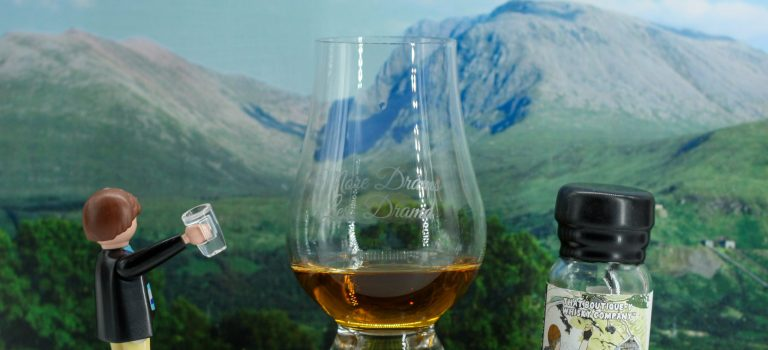 Quick review: Ben Nevis 21yo batch 8 TBWC