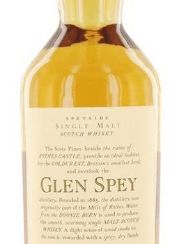 Glen Spey 12yo Flora & Fauna