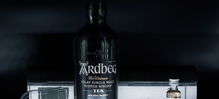 Ardbeg Wee Beastie vs Ten