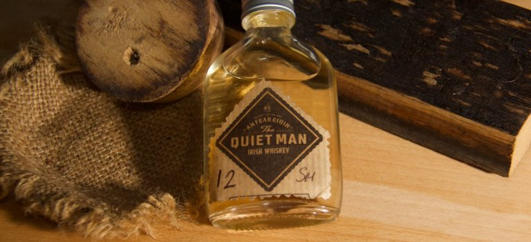 The Quiet Man Whiskey Tweet Tasting