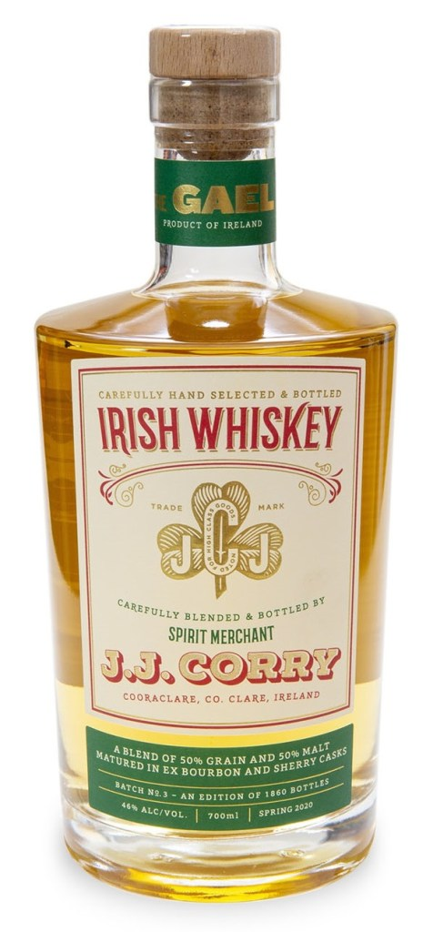 J.J. Corry The Gael batch 3