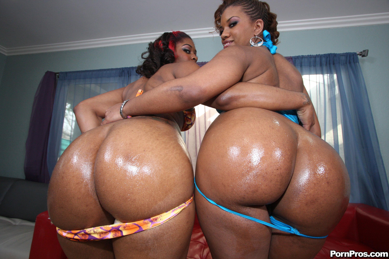 Biggest black asses, big booty teen bending over