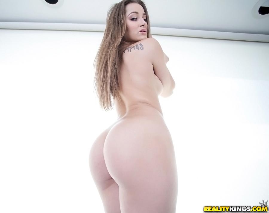 Sexy Ass Girl Twerk Dick