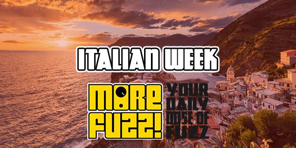 Italian-Week