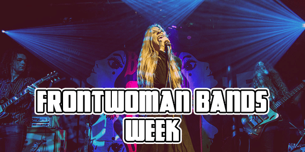 Frontwoman-Bands-Week