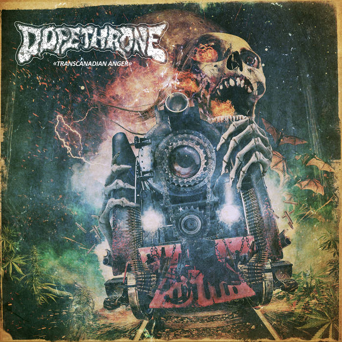 Dopethrone - Transcanadian Anger Review
