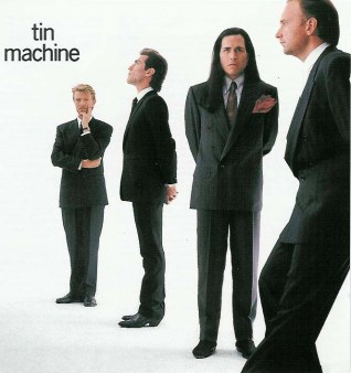 1989 - Tin Machine - Front